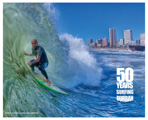 50 Years of Surfing in Durban