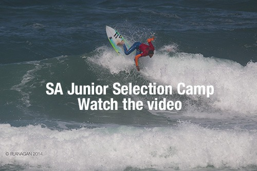 South African Junior Selection Camp