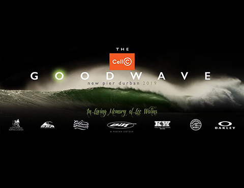 Surfers Announced For 2019 Cell C Goodwave Surf Contest